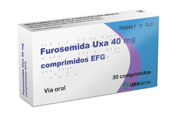 Furosemida Uxa