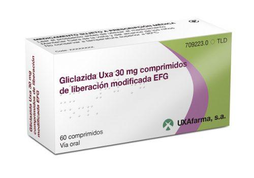 Gliclazida Uxa