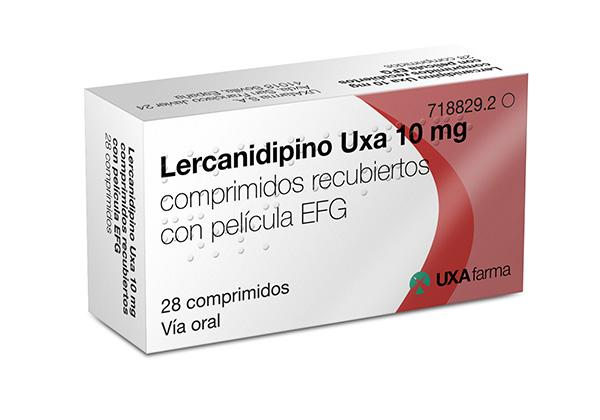 Lercanidipino Uxa