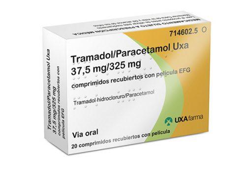 Tramadol/Paracetamol Uxa